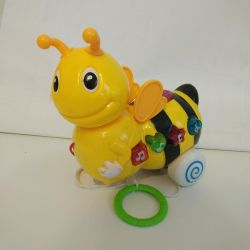 Wheelchair musical bee