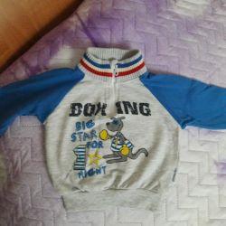 Sweatshirt, sport. 62-78