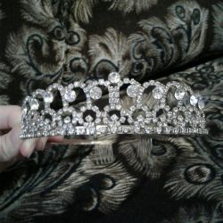 I will sell two diadems.