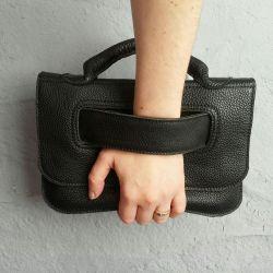 Bag borseka from genuine leather!
