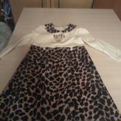 Yünlü elbise