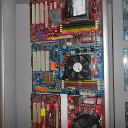 AM2 Phenom 9550 Kit (Warranty)