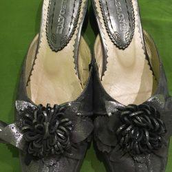 Σανδάλια / αθλητικά παπούτσια νέο δέρμα