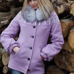 Winter coat of Rylov