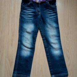 Jeans Height 104