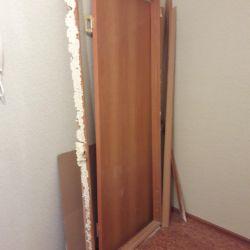 φύλλο πόρτας