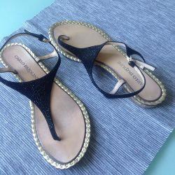 Босоножки-сандали Карло Пазолини