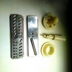 Knives for a food processor scarlett, vitek