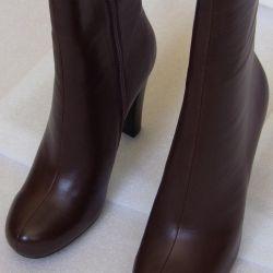 Autumn 36-38-39-40 brown half boots Cavaletto
