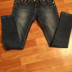 Jeans pentru femei de 25 de dimensiuni