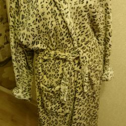 Dressing gown new female