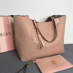 Victoria'nın Gizli pembe çantası