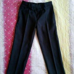 Trousers school Peplos 128-64-60