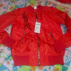 Куртка рос 146.новая