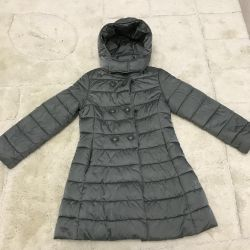 Down jacket Benetton 7-8 years