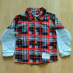 Jacket children new, at the age of 2-3 years