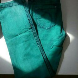 New Emerald Jeans