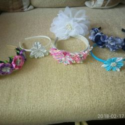 Handmade Headbands