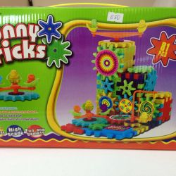 Children's game collectibles