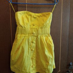 Sundress - corset