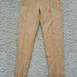 Pants used leggings for women Zara used a little
