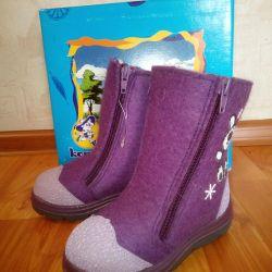 Μπότες Kotofey.NOVYE