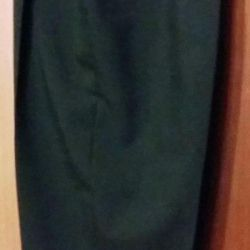 green trousers for women 54 size