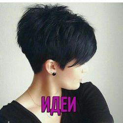 Perform haircuts for women, men, children.