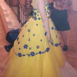 Φόρεμα αποφοίτησης