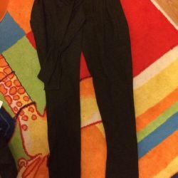 Pants trousers warm