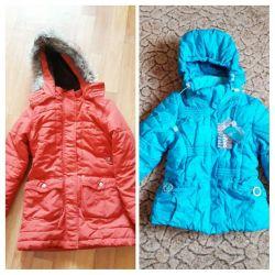 Jackets for autumn pikolino pp 110 and topolino pp 116