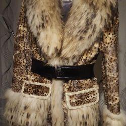 Mink coat???