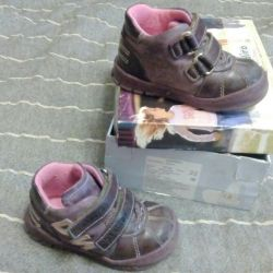 Ботинки dandino kids, размер 22