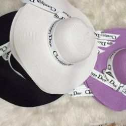 Шляпа 3 цвета новая