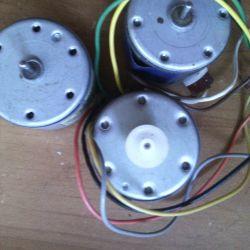 Mikro motorlar