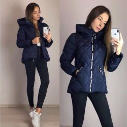 Jacheta pentru femei cu gluga