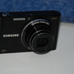 Digital camera Samsung ST205F (16.6MP, Wi-Fi)