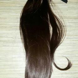Нові волосся.
