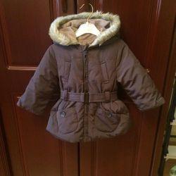 Jachetă caldă Zara