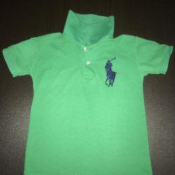 Cămașă de polo pentru copii