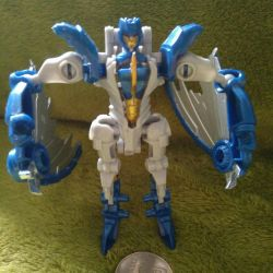 Развивающий Трансформер Робот-Дракон