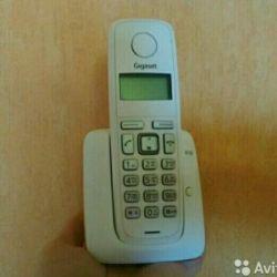 Телефон Gigaset A120