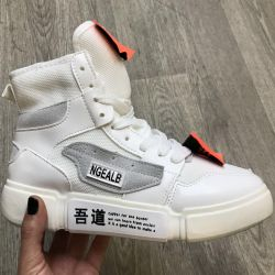 White high women's sneakers NGeale 37,38,39