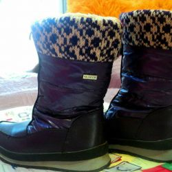 Winter boots, 27 size