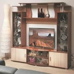 TV Stand for Vista 18 with a picture