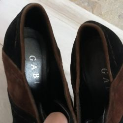 New! Cabi U.S. low shoes. Suede! 37 size