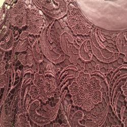 Yeni elbise güzel dantel p50-52