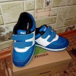 Ανδρικά παπούτσια. Νέα