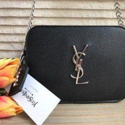 Νέα μαύρη τσάντα YSL