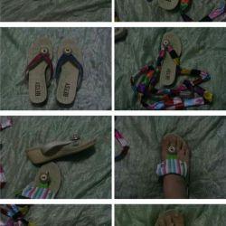 New sandals transformers